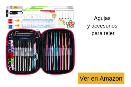 VER EN AMAZON KIT DE AGUJAS Y COMPLEMENTOS